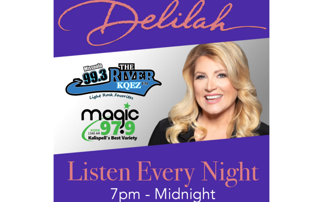 Delilah Joins Anderson Broadcasting Stations in Missoula and Kalispell